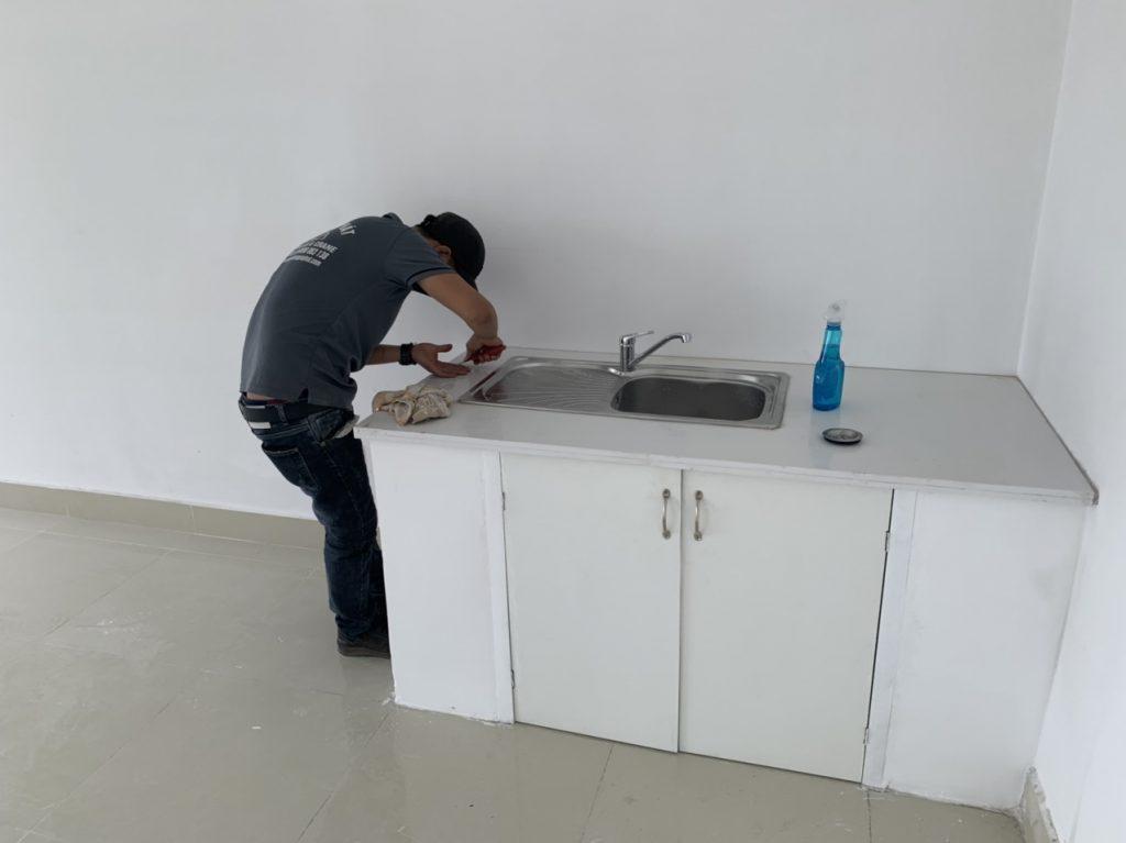 lắp thiết bị văn phòng ở kcn long thành