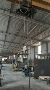 thay dây cáp cẩu trục 1 tấn 1 169x300 - Thay dây cáp cẩu trục 1 tấn