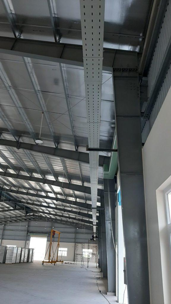 Thiết kế lắp đặt hệ thống nhà kho và đi máng điện kcn long thành 2 576x1024 - Thiết kế lắp đặt hệ thống nhà kho và đi máng điện kcn long thành