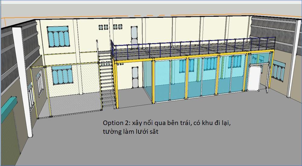 Thiết kế lắp đặt hệ thống nhà kho và đi máng điện kcn long thành 5 - Thiết kế lắp đặt hệ thống nhà kho và đi máng điện kcn long thành