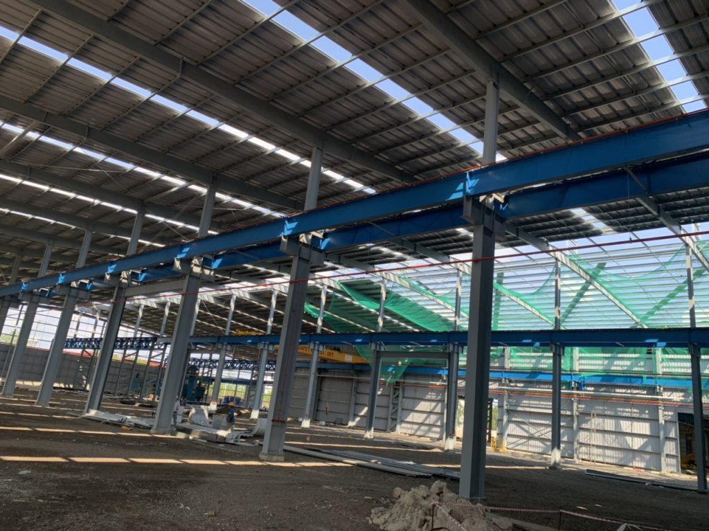 lắp cầu trục 5 tấn 10 tấn 20 tấn 4 1024x767 - Lắp cầu trục 5 tấn 10 tấn 20 tấn