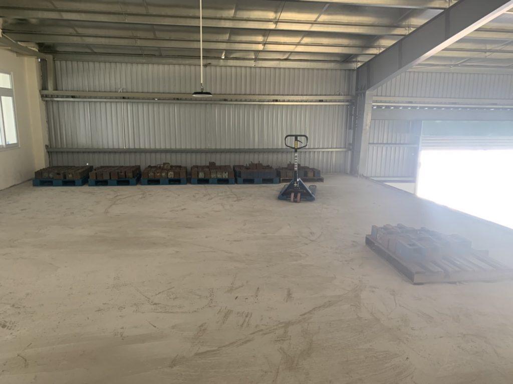 test sàn thao tác 100 tấn 4 1024x767 - Test sàn thao tác 100 tấn