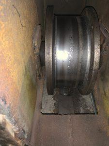 Thay thế senxo và bánh xe cầu trục 10ton 7 225x300 - Thay thế senxo và bánh xe cầu trục 10ton