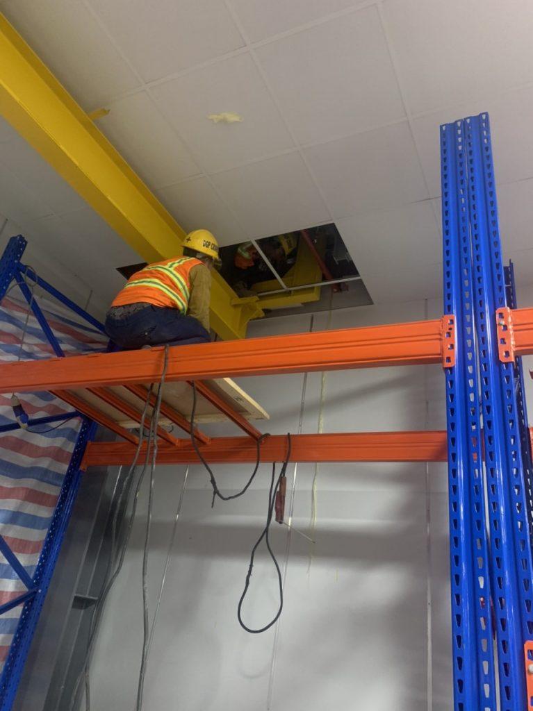 Hoàn thiện cầu trục monorail 2 ton kcn nhon trach 6 1 767x1024 - Hoàn thiện cầu trục monorail 2 ton