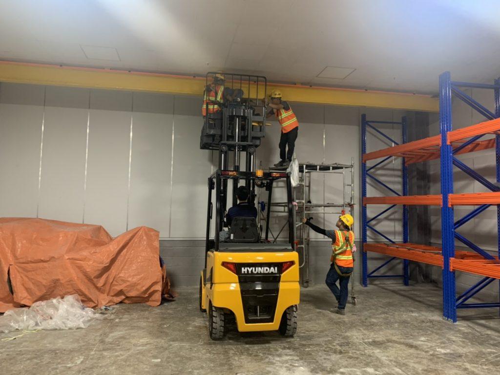 Hoàn thiện cầu trục monorail 2 ton kcn nhon trach 6 10 1024x767 - Hoàn thiện cầu trục monorail 2 ton