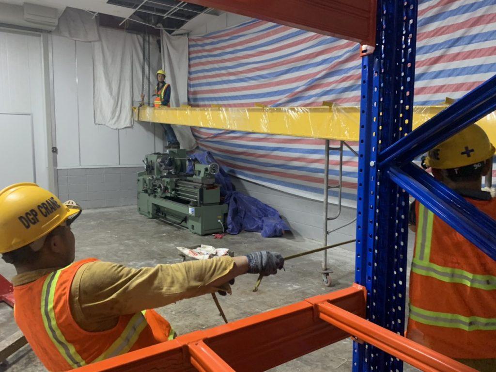 Hoàn thiện cầu trục monorail 2 ton kcn nhon trach 6 12 1024x767 - Hoàn thiện cầu trục monorail 2 ton