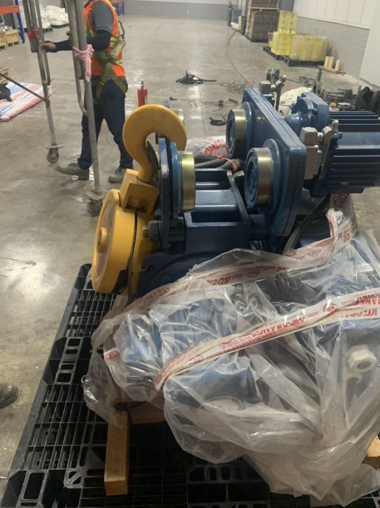 Hoàn thiện cầu trục monorail 2 ton kcn nhon trach 6 4 767x1024 - Hoàn thiện cầu trục monorail 2 ton