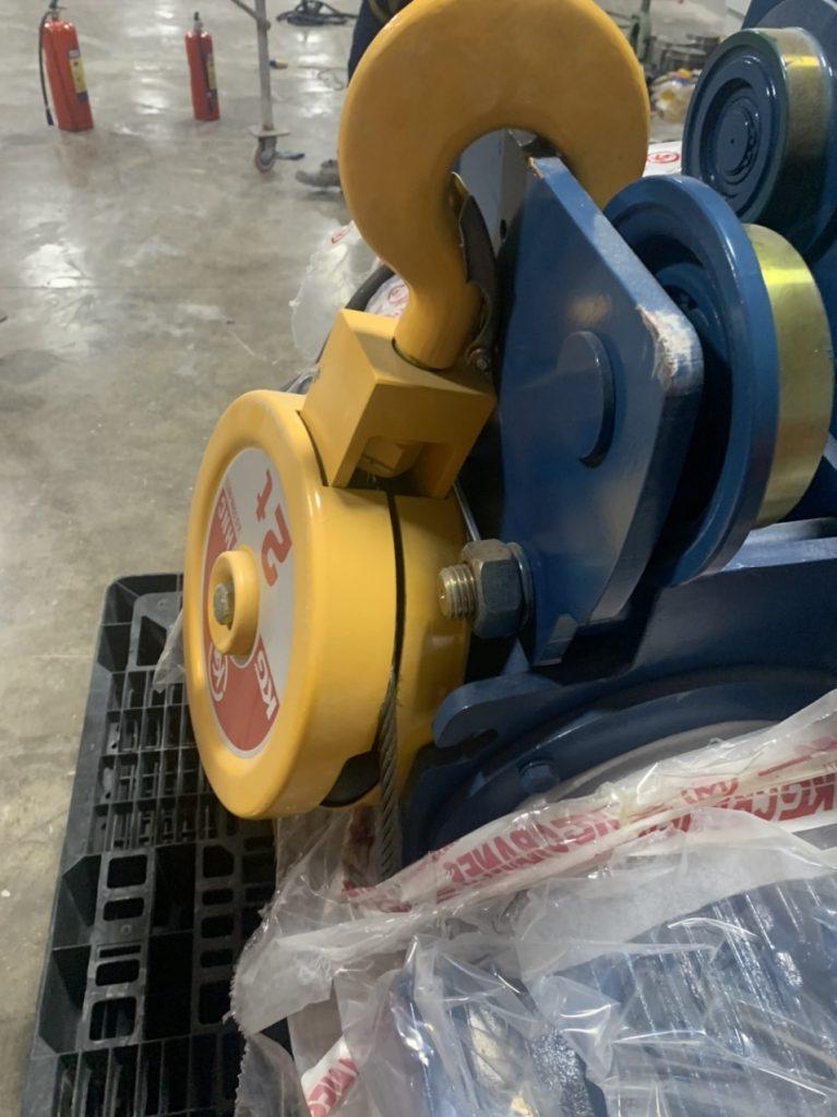 Hoàn thiện cầu trục monorail 2 ton kcn nhon trach 6 7 767x1024 - Hoàn thiện cầu trục monorail 2 ton