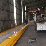Lắp đặt dầm đường chạy cẩu 5 ton