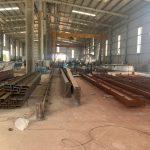 Gia công kết cấu nhà xưởng