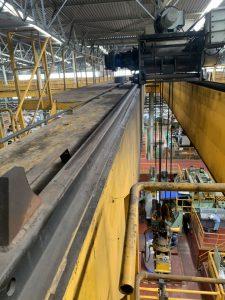 Sửa chữa cẩu trục 355ton kcn Nhơn Trạch 1 225x300 - Sửa chữa cẩu trục 355ton
