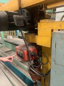 Sửa chữa hệ thống điện và ray điện cho Cty Mekông ở hcm 5 225x300 - Sửa chữa hệ thống điện