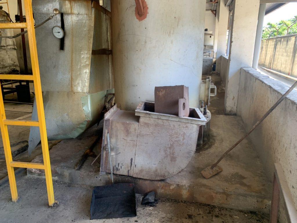Lắp ráp bồn lò hơi kcn Nhơn Trạch