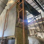 Sửa đường ống lò hơi