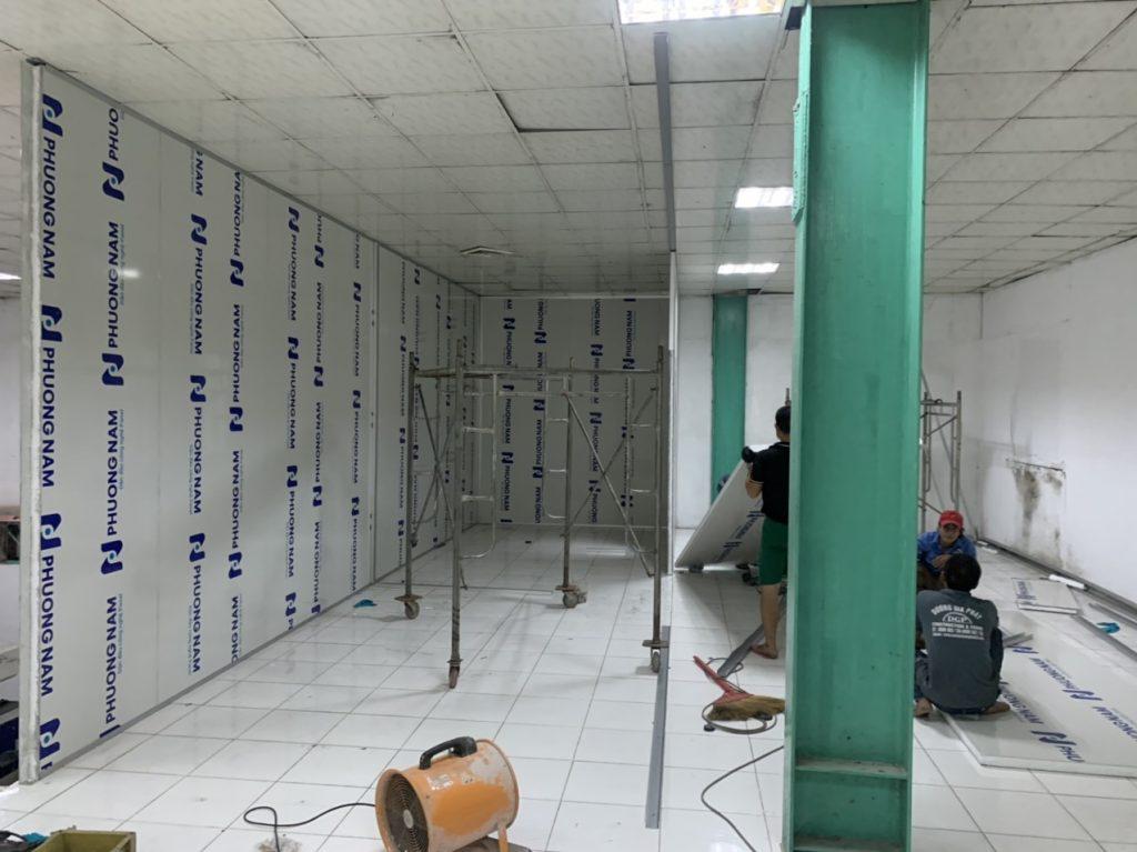 Vp nhà xưởng kcn Nhơn Trạch